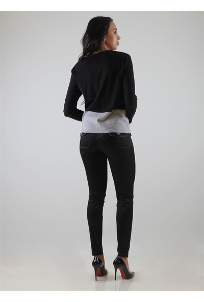 Dodona 4336 Siyah Kadın Pantolon