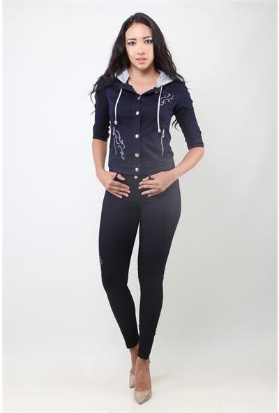 Dodona 3276 Tasarım Kadın Pantolon