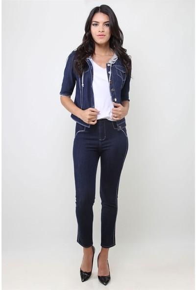 Dodona 3135 Tasarım Kadın Pantolon
