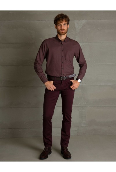 Pierre Cardin Dokuma Spor Pantolon 50194210-Vr014