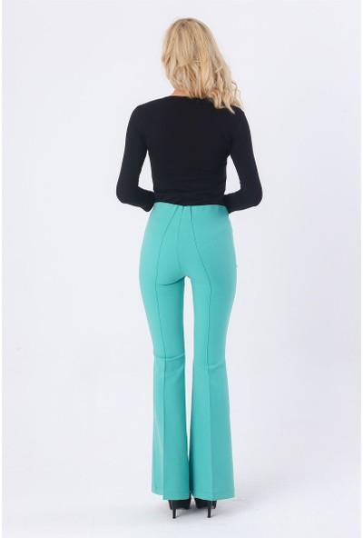 Jument 2412 Yeşil Pantolon