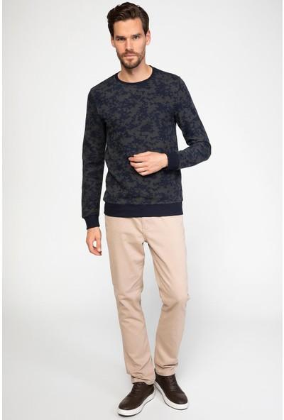 Defacto G1483Az18 Desenli Sweatshirt
