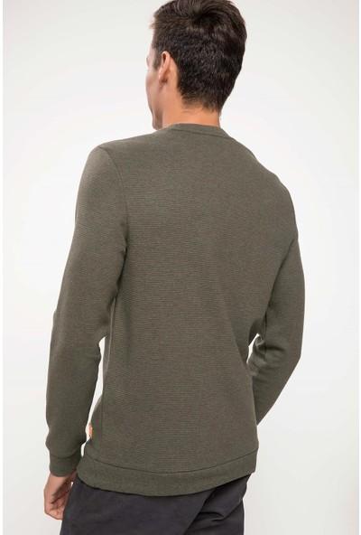 Defacto J0047Az18 Rahat Fit Sweatshirt