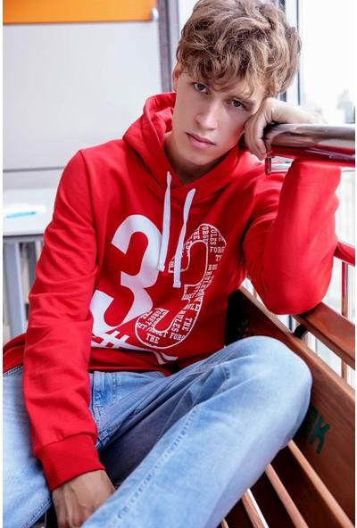 Defacto J1565Az18 Slim Fit Sweatshirt