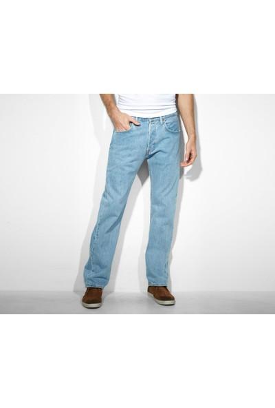 Levi's 501 Erkek Kot Pantolon 00501.01.13 Açık Mavi