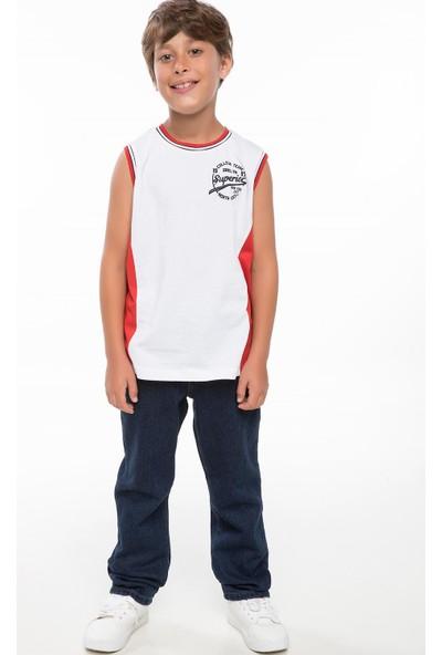 Defacto Erkek Çocuk Regular Fit Denim Pantolon