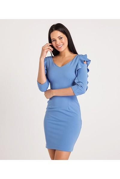 Home Store Kadın Elbise 18101080561