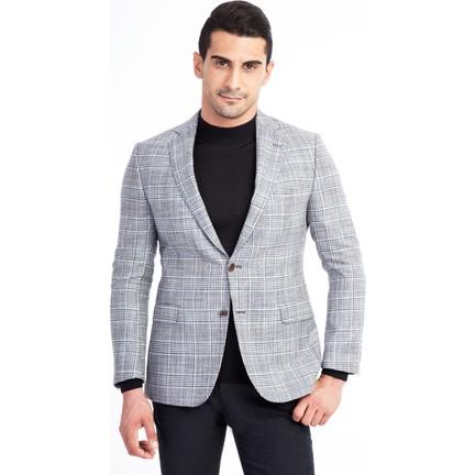 caaaa49f6af5f Kiğılı Erkek Ceket Ekose Fiyatı, Taksit Seçenekleri ile Satın Al