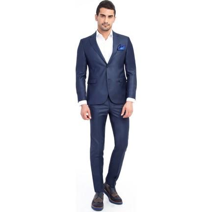 b80bd431b46d0 Kiğılı Slim Fit Düz Takım Elbise Fiyatı - Taksit Seçenekleri
