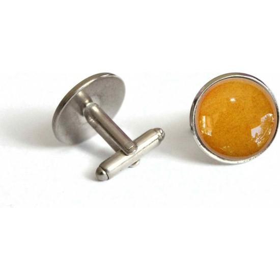 İlbay Çini Takı Kol Düğmesi Ds357