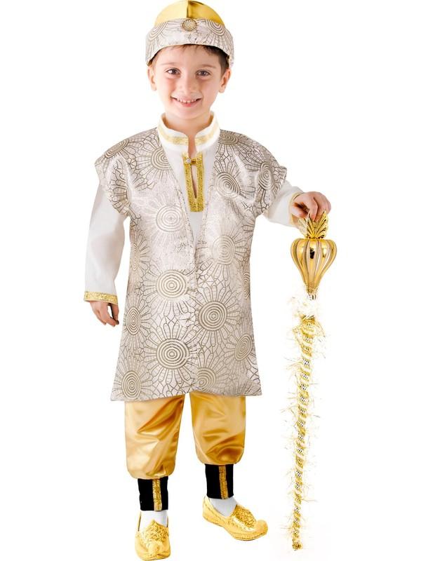 Oulabimir Sünnet Kıyafeti Çocuk Kostümü