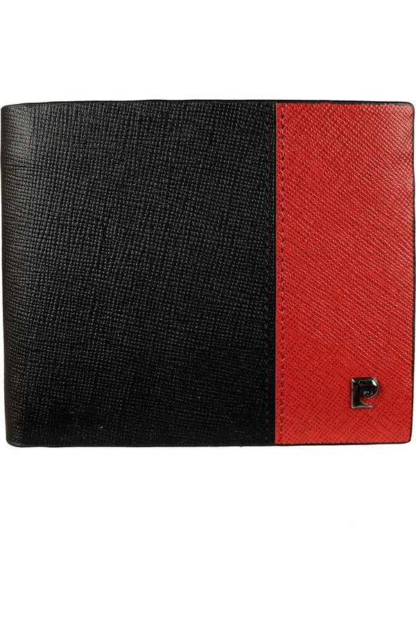 Pierre Cardin Men's Leather Wallet 3Pc022664K