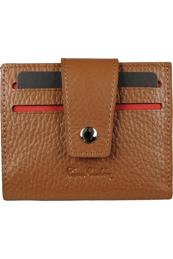 Pierre Cardin Men's Leather Wallet 3Pc090544U