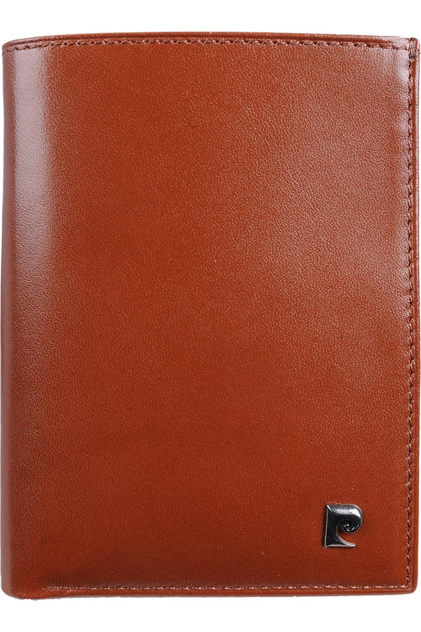 Pierre Cardin Leather Wallet 3pccz2735 Taba logo