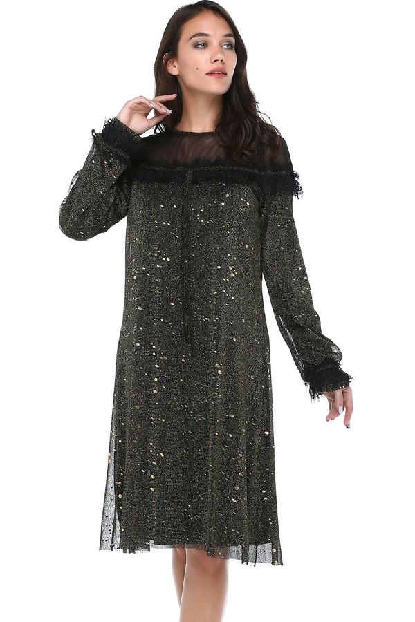 B&S Line Women's Chiffon Dress