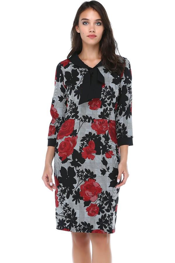 B&S Line Women's Floral Dress