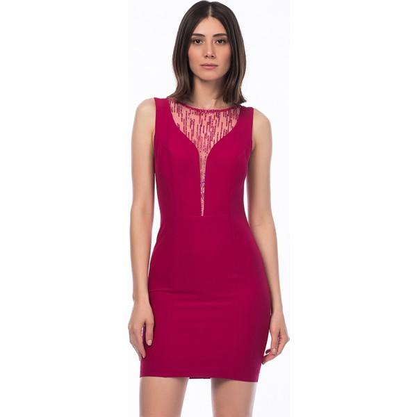 9f641c2b47028 İroni Kadın Elbise 4010 - M - Fuşya Fiyatları, Özellikleri ve ...