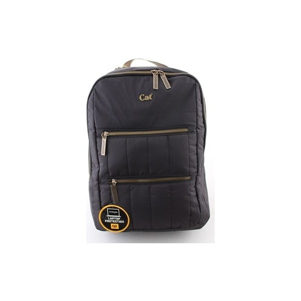 21625575908de Cat 83332 Caterpillar The Kelly Bag Erkek Sırt Çantası Siyah Ürün Resmi