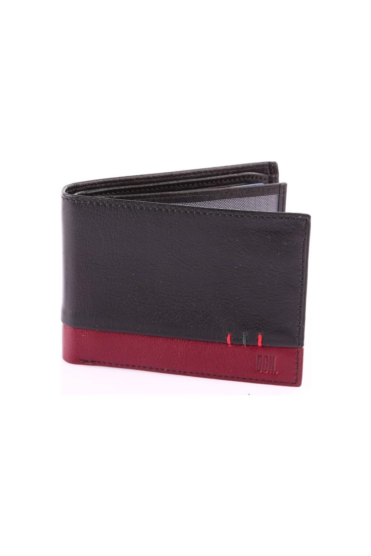 DGN Men's Leather Wallet 1812