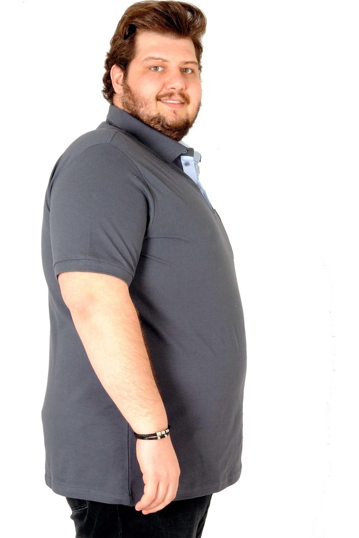 ModeXL Men's Solid Design T-Shirt 18552