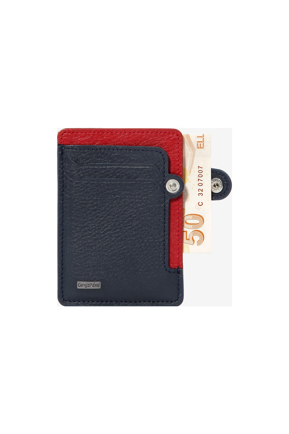 Cengiz Pakel Leather Wallet
