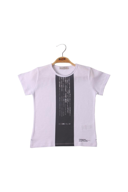 Toontoy Boys Printed T-Shirt