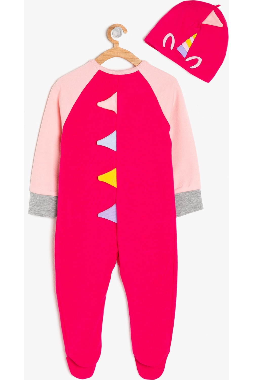 Koton Kids' Color Block Jumpsuit