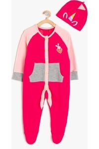 Koton Kids' Color Block Jumpsuit