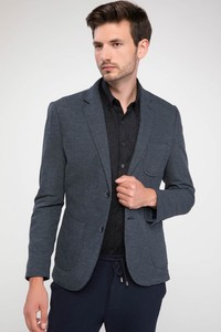 DeFacto Men's Solid Blazer