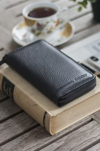 Guard Leather Men's Genuine Leather Wallet 3016