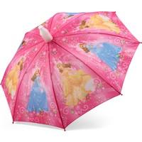 Almera Pvc Kılıflı Kız Çocuk Şemsiyesi - Happy Girl Pembe