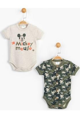 Disney Mickey Mouse Bebek 2'Li Body 13360