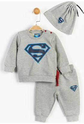 Superman Bebek 3'Lü Takım 13497