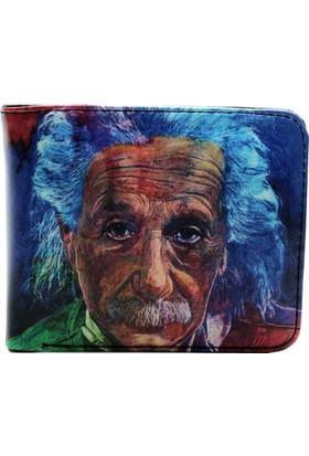 Modaroma Einstein Cüzdan Kadın