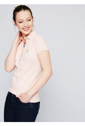 U.S. Polo Assn. Kadın T-Shirt | 50167932-Vr042