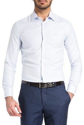 Cacharel Erkek Dokuma Gömlek | 50153156-Vr036