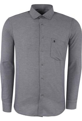 Sabri Özel Erkek Uzun Kollu Gömlek 4183051