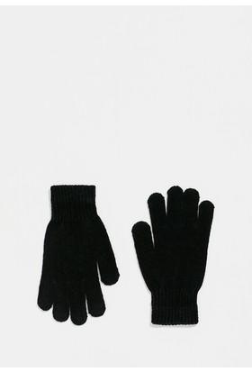 Mavi Kadın Siyah Eldiven