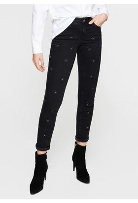 Mavi Kadın Ada Gri Gold Jean Pantolon