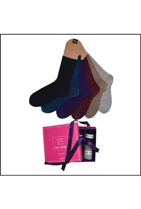 Faik Oktay Faik Oktay Bayan Bambu Çorap 6'Lı Paket