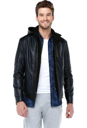 beeeac9292648 Mavi Erkek Deri Ceket Modelleri ve Fiyatları & Satın Al