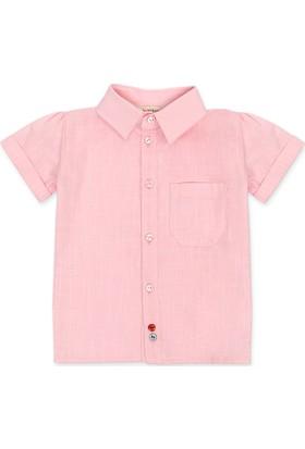 Tülü Akkoç Pembe Gömlek