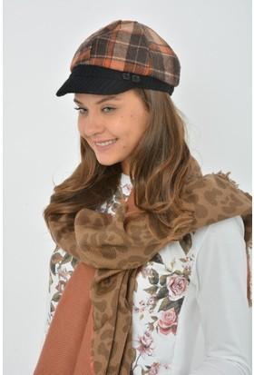 Rodinhills Kadın Kahverengi B. Şapka Rdh 17-1