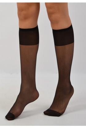 Oral Kadın Dizaltı Pantolon Çorap