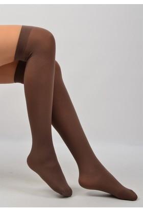 Oral Kadın İnce Diz Üstü Çorap