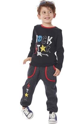 Guguwaykids Erkek Çocuk Rock Star 2'li Takım