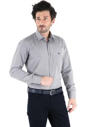 Sabri Özel Erkek Uzun Kollu Gömlek 4184028