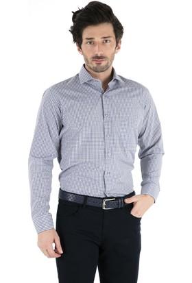 Sabri Özel Erkek Uzun Kollu Gömlek 4184029