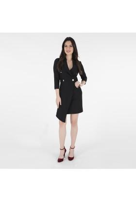 Ayhan Kadın Elbise 61117