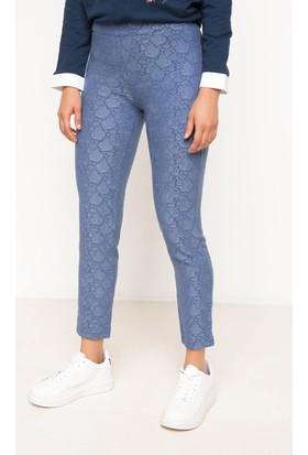 Defacto Kadın Düz Kesim Pantolon